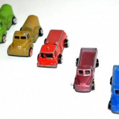 Lot 5 machete, macheta camion, camioane Hong Kong - Macheta auto, 1:87