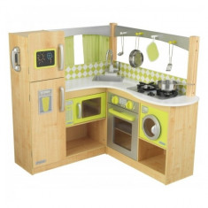 Bucatarie pentru copii Keylime Corner KidKraft