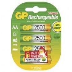 Baterii reîncărcabile GP ReCyko+ HR6 (AA) 2500mAh 4buc.