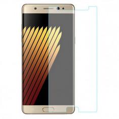 Samsung Note 7 folie protectie ecran sticla tratata termic - Folie de protectie TemperedGlass, Anti zgariere