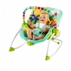 Balansoar 2 in 1 New Rock in the Park 60169 Bright Starts - Balansoar interior Bright Starts, Multicolor