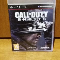 PS3 Call of duty ghosts - joc original by WADDER - Jocuri PS3 Activision, Shooting, 16+, Multiplayer