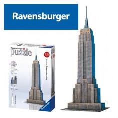 Puzzle 3D Empire State Building 216 Piese Ravensburger