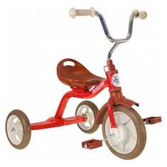 Tricicleta Super Touring Rosu Italtrike - Tricicleta copii