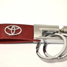 Breloc TOYOTA piele model deosebit - Breloc Auto