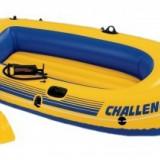 Barca gonflabila Challenger 2 pentru 2 persoane Intex 68367 - Barca pneumatice