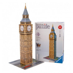 Puzzle 3D Big Ben 216 Piese Ravensburger