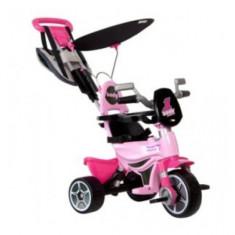 Tricicleta Body Pink Injusa - Tricicleta copii