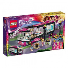 Autobuzul de turneu al vedetei pop 41106 Friends LEGO - LEGO Friends