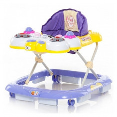 Premergator Daisy Purple Chipolino, 0-6 luni, Plastic, Violet
