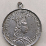 MEDALIE STEFAN VODA CEL MARE SI SFANT DOMN AL TAREI MOLDOVEI - Medalii Romania
