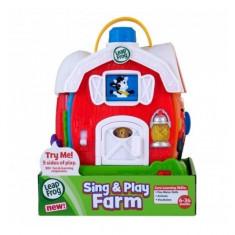Ferma invatarii LeapFrog - Instrumente muzicale copii