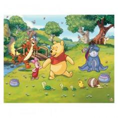 Tapet pentru Copii Winnie the Pooh Walltastic