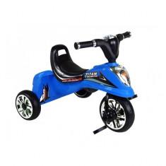 Tricicleta pentru copii Titan Albastru MyKids - Tricicleta copii