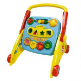 Premergator super educativ cu functii Simba, 1-3 ani, Plastic, Multicolor