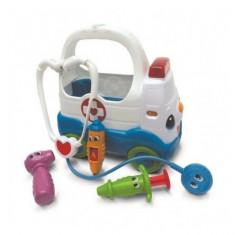 Trusa medicala LeapFrog - Instrumente muzicale copii