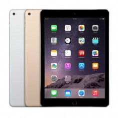 Ipad Air 2 32Gb 4G Sigilat si Garantie - Tableta iPad Air 2 Apple, Gri, 64 GB, Wi-Fi + 4G