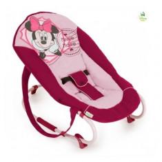 Sezlong Rocky Disney Minnie Mouse Hauck - Balansoar interior Hauck, Roz