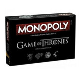 Joc Game Of Thrones Deluxe Monopoly Board Game