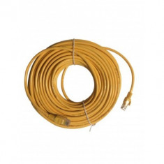 Cablu de conexiune Patch Cord UTP 25m - Cablu retea
