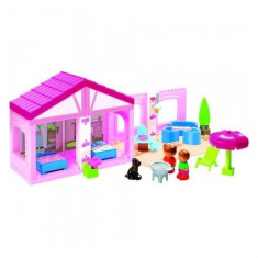 Set Abrick Vila Ecoiffier - LEGO Juniors