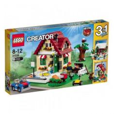 Casa 3 anotimpuri 31038 Creator LEGO - LEGO Creator
