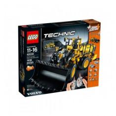 Incarcator cu roti Volvo L350F teleghidat 42030 Technic LEGO - LEGO Technic