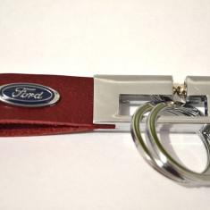 Breloc FORD piele model deosebit - Breloc Auto