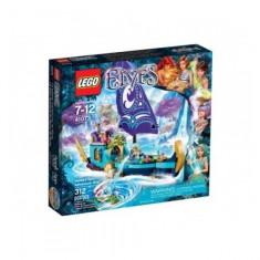 Corabia pentru aventuri a Naidei 41073 Elves LEGO - LEGO Elves