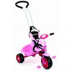 Tricicleta Prema Pink Hauck - Tricicleta copii