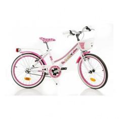 Bicicleta Barbie 20 inch Dino Bikes