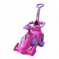 Masinuta de impins cu maner Formula Pink Chipolino - Vehicul