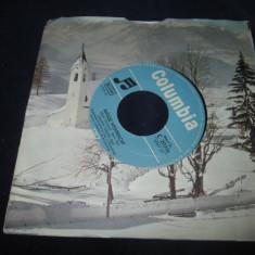 """kanneth spencer - white christmas / transeamus_vinyl,7"""",germania"""