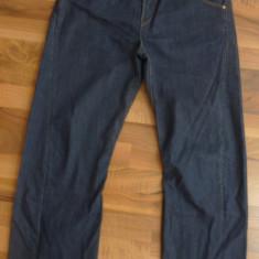 Pantaloni jeans LEVIS 32 baieti casual moderni transport inclus - Pantaloni barbati Levi's, Marime: M, Culoare: Bleu, L, Lungi