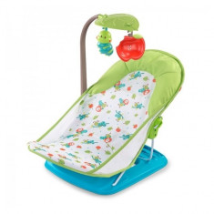 Suport de baita Deluxe cu bara de jucarii Summer Infant - Cadita bebelusi
