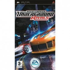 Need For Speed Underground Rivals Psp - Jocuri PSP Ea Games