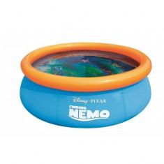 Piscina 3D Nemo BestWay, Portocaliu