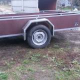 Vand remorca auto marca WAGNER 1200 kg - Utilitare auto