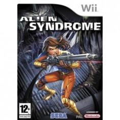 Alien Syndrome Nintendo Wii - Jocuri WII Sega