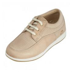 Pantofi bej 28 Melania - Pantofi copii