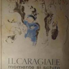 Momente Si Schite - I.l. Caragiale. Ilustratie De Baciu Constantin, 386222 - Carte Basme