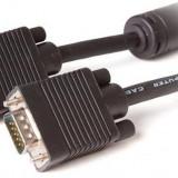 Digitalbox BASIC.LNK VGA Cable 15m (2*ferrite core, triple shielded, 100% CU)