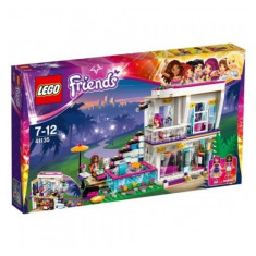Casa vedetei pop Livi 41135 Friends LEGO - LEGO Friends