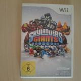Joc original Wii Wii U Wii mini - Skylanders Giants - Jocuri WII U, Actiune, 3+