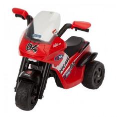 Motocicleta copii Ducati Desmosedici Raider Peg Perego - Masinuta electrica copii Peg Perego, Rosu