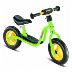 Bicicleta fara pedale 73 x 29 cm LRM Verde Puky - Bicicleta copii