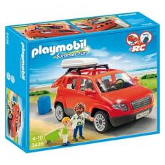 SUV-ul familiei Summer Fun Playmobil - Masinuta