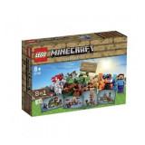Cutie de crafting 21116 Minecraft LEGO