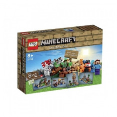 Cutie de crafting 21116 Minecraft LEGO - LEGO Minecraft