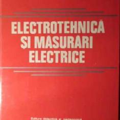 Electrotehnica Si Masurari Electrice - N. Bogoevici, 386325 - Carti Electrotehnica
